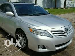 Toyota Camry XLE very low mileage
