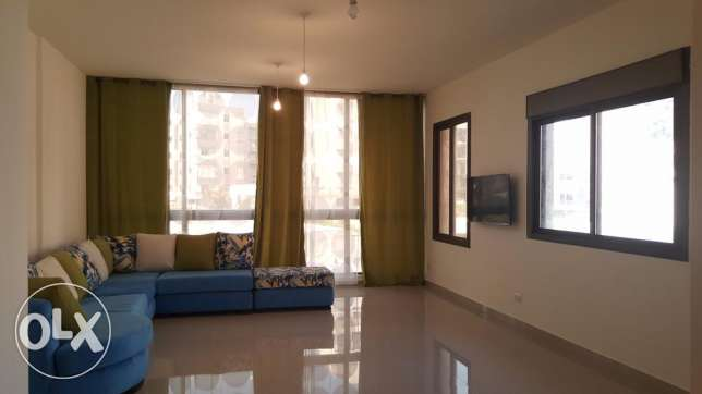 Furnished Apartment for Rent in Kaslik