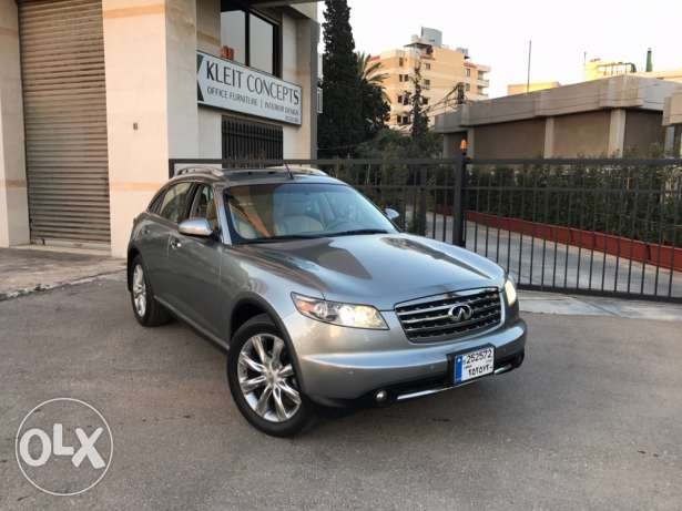 Infinity FX35 Clean carfax Model 2007