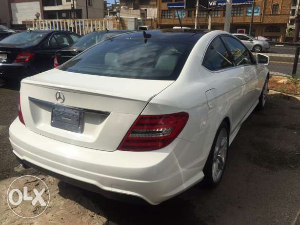 c250 coupe 2013 بلونة -  3