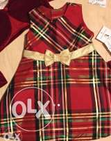 Christmas dress for baby girl