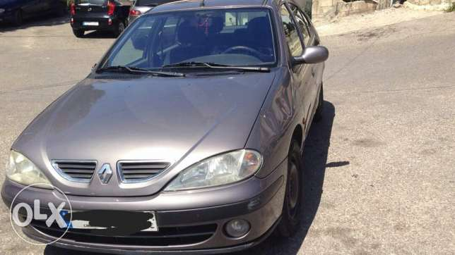 Renault Megane 2002 for sale