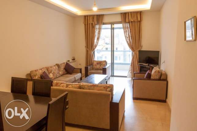Fully furnished 2 bedroom apartment in Achrafiyeh - Sioufi