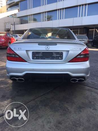 SL 500 look 2012 AMG 63 Original
