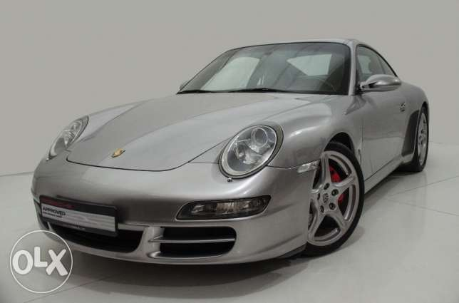 Carrera S Coupe MY05