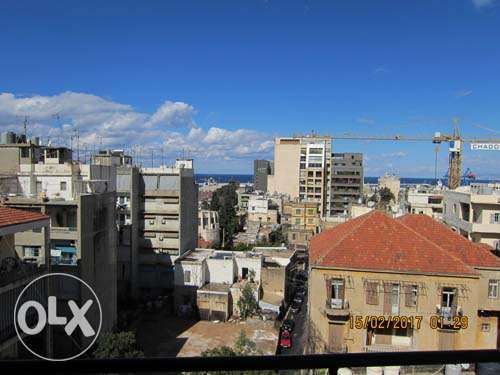 180sqm Unfurnished apartment for Rent Mar Michael Achrafieh