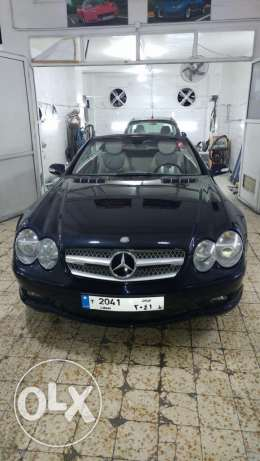 For sale mercedes convertible full option