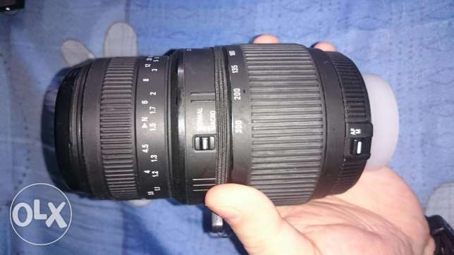 Sigma lens made in japan