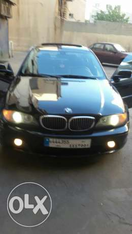 Bmw 325ci model 2004 aswad