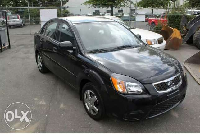 Kia rio 2010 good condition