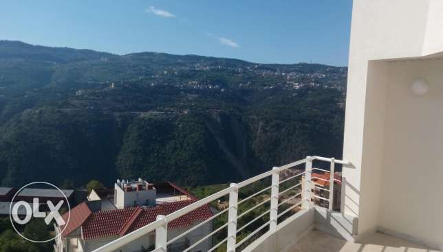 Ballouneh - 240 SQM- Duplex - Spectacular Mountain View