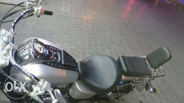 Honda Shadow 750CC Motorcycle for sale with Low mileage 39000km المرفأ -  7