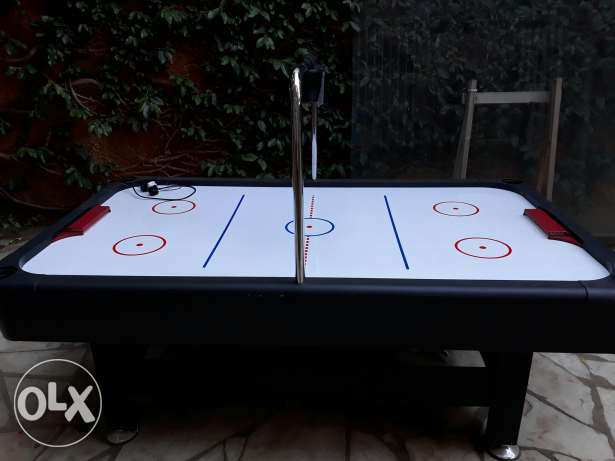 Air hockey not used (naccache-rabieh)