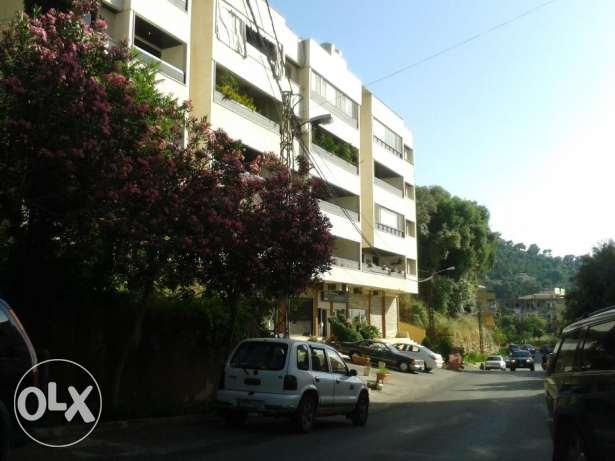 7 stores for Rent in a prestigious street in Louweyze Baabda