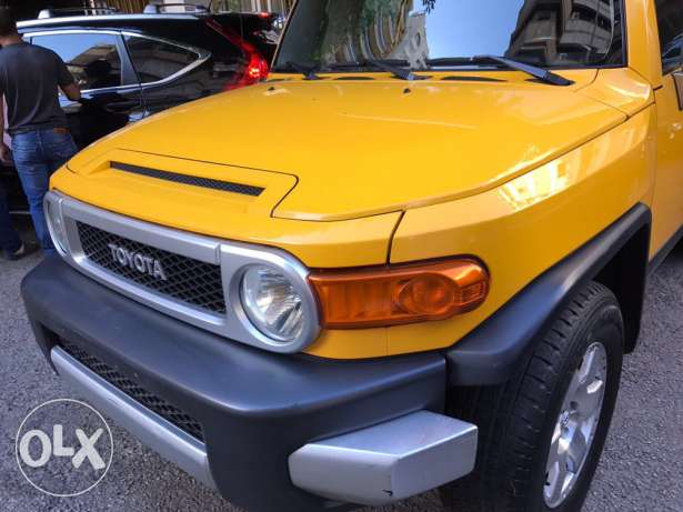FJ cruiser 2007 for sale mint condition برج ابي حيدر -  4
