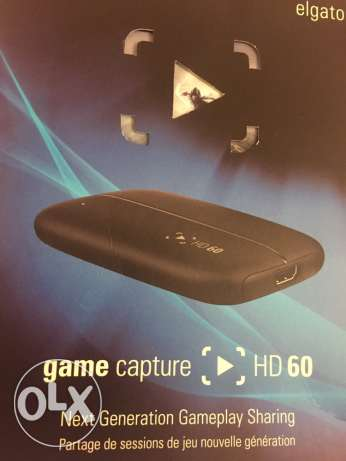 Elgato Game capture HD 60 New