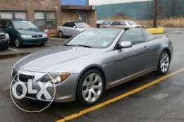 bmw 650 convertible for sale