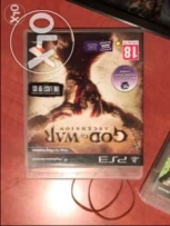 God of War PS3 Game