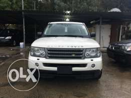 2008 Land Rover Range Rover Sport 4D Sport Utility only 80,000 miles