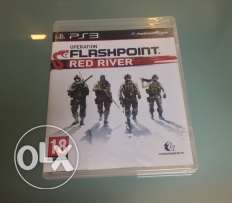 Flashpoint Red River - PS3 Game