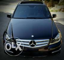 Mercedes C250 - Top of the line edition