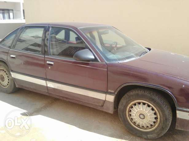 Buick regal model 91 ma 3laya mechanic w vitesa ndif w motera ndif