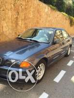 BMW 318i 2001 Model - Good Condition - For Sale
