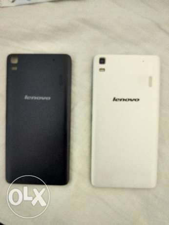 Lenovo K3 note with all acc. and box, 1 back cover, 2 battery covers