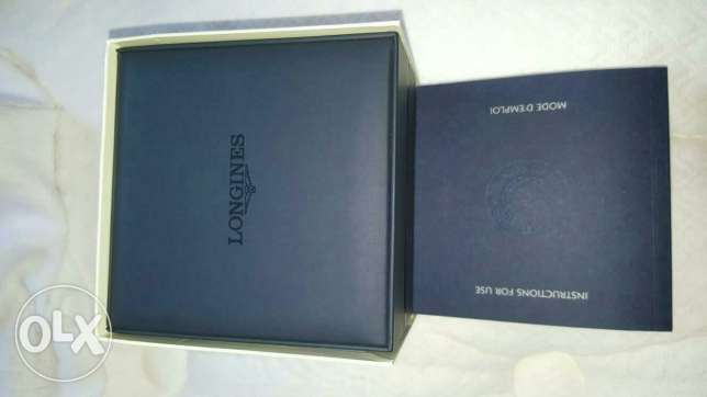 LONGINES watch still brand new as seen on pictures