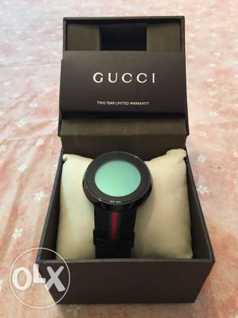 real Gucci watch special edition