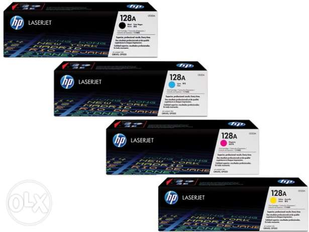 HP toner compatible
