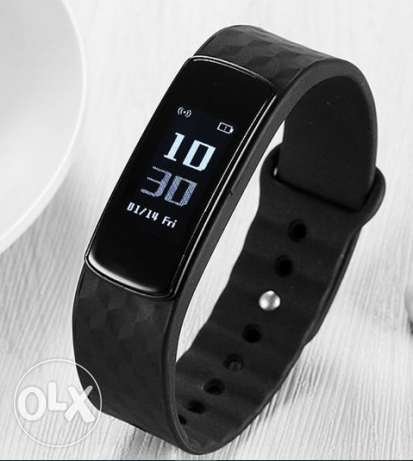 Original IWOWN I6 HR smartband Heart Rate Monitor and Fitness Tracker