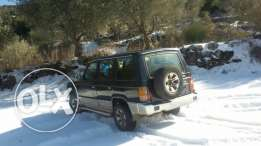 Ssang young jeep for sale