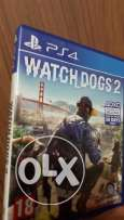 Watch dogs 2 ps4 for trade with battlefield 1 !
