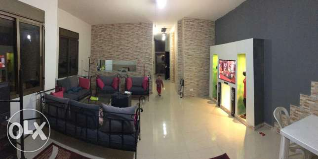 Apartments in zouk mosbeh for rent