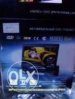"""Car DVD Player (Pioneer) with 7"""" touch screen"""