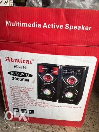multimedia active speaker