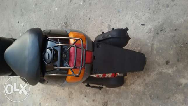 Motorcycle aprio