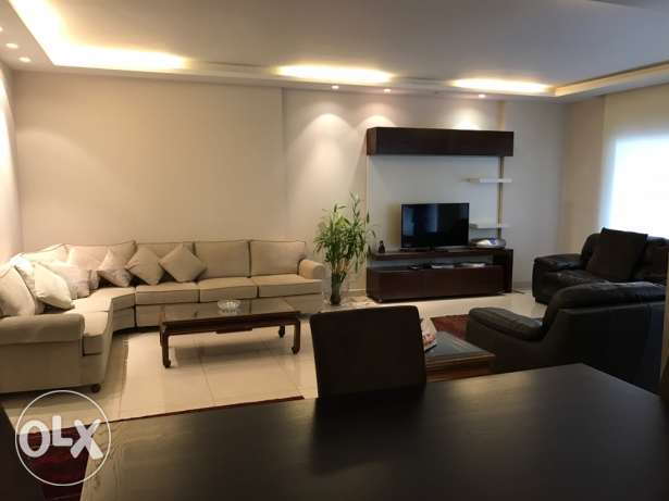 fully furnished apartment for rent in achrafieh sioufi