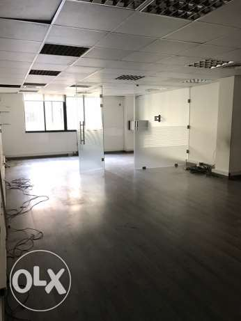 60m2 office for rent in downtown beirut