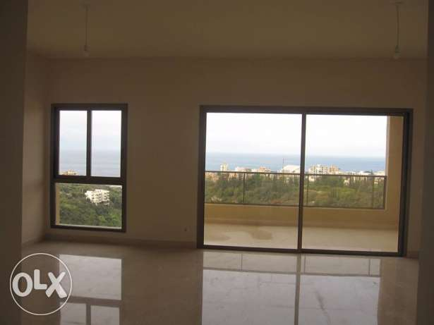 New apartment with panoramic sea view كسروان -  2