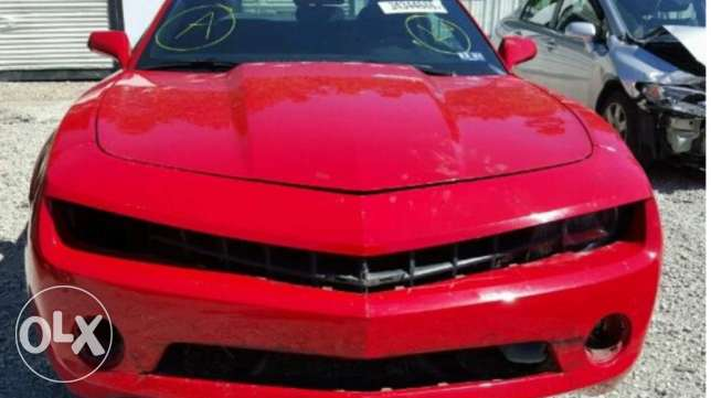 camaro RS 2010 very low mileage صور -  6