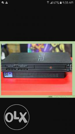 Playstion 2 for sale