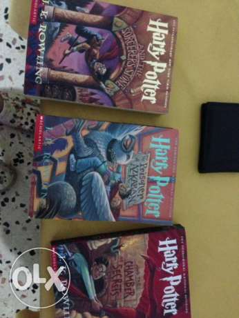 Original Harry Potter books