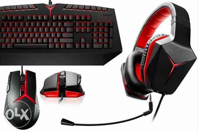 Gaming Set Black And Red!!! Only 200$