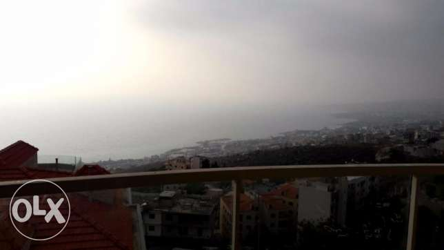 175 m2 apartment for sale in Halat (sea and mountain view)