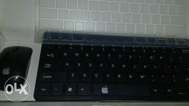 Keyboard jded 3ala l wairliss
