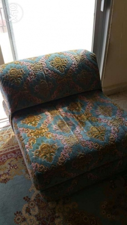 3 sofa bed for sale 100$ very good contion
