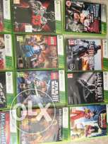 12 xbox 360 games each for 20 $ or all for 200$