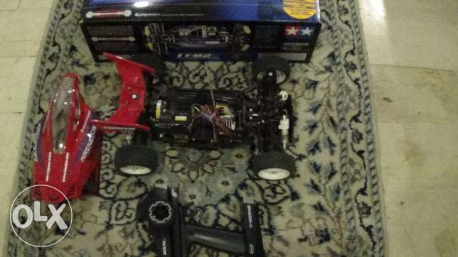 Electric RC Buggy ( TAMIYA TT- 02B Chassis DUAL RIDGE) راس  بيروت -  1